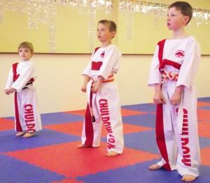 Junior Karate Classes at Chuldow Martial Arts