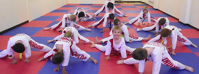 Your Kids Will Love Our Junior Martial Arts Classes - They're Fun
