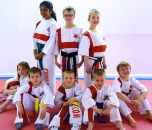 Children Learn Good Values in Our Kids' Martial Arts Classes
