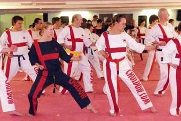 Adult Martial Arts Classes at Chuldow