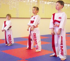 Junior Karate Classes at Chuldow Martial Arts