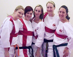 Enjoy Our Ladies Martial Arts Classes