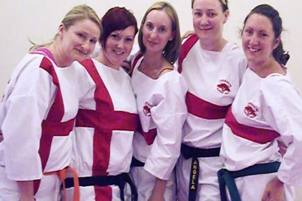 Enjoy Our Ladies Martial Arts Classes