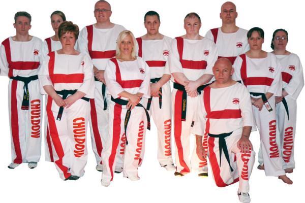 Meet the Chuldow Martial Arts Team