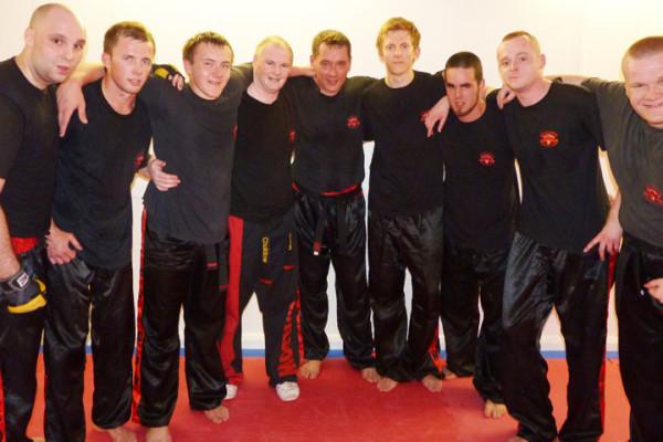 Adult Kickboxing at Chuldow Martial Arts