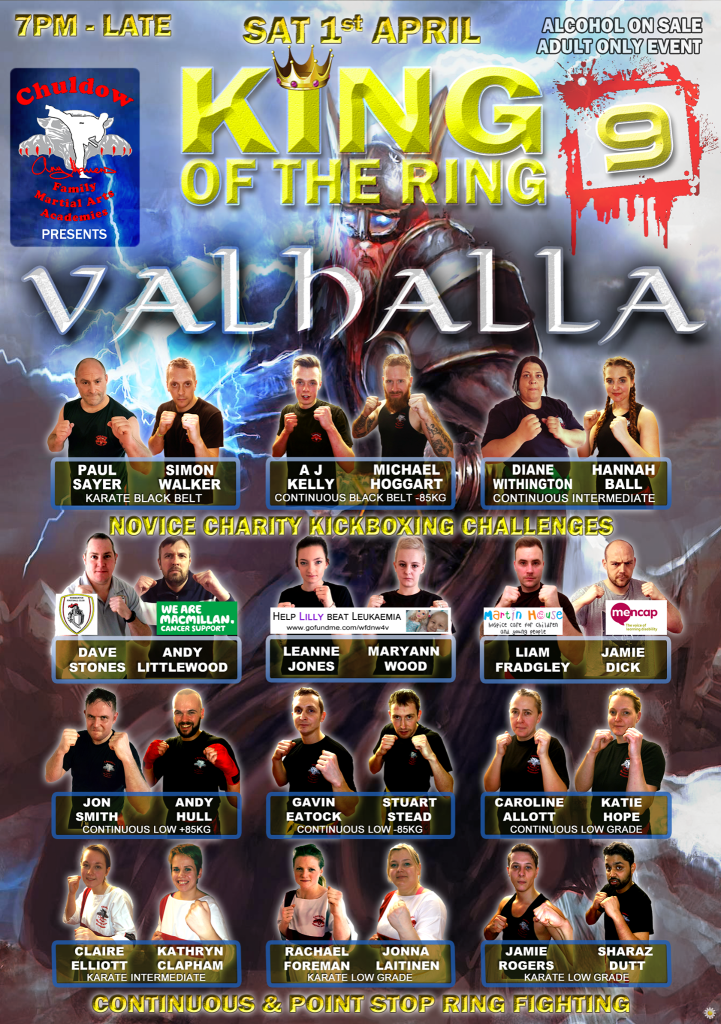 King of the Ring 9 - Valhalla